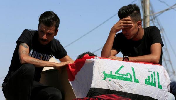 قصة غريبة  .. شاب عراقي قتل ودفن بالمظاهرات ثم عاد حيّا!