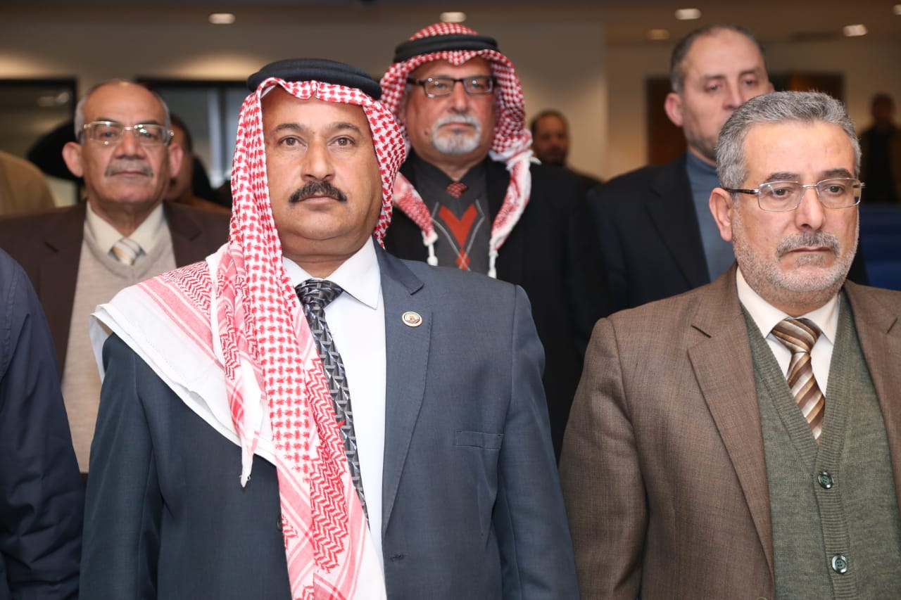 منتدى البيت العربي يحتفل بعيد ميلاد جلالة الملك