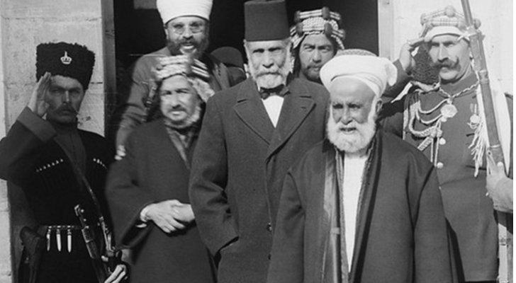 التوثيق الملكي ينشر وثيقة مقاصد إعلان الثورة العربية الكبرى من الشريف الحسين بن علي