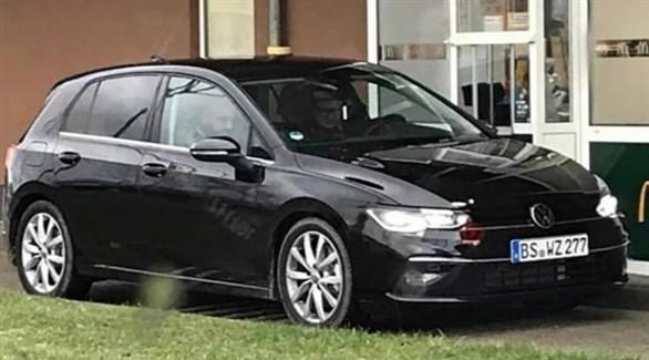 غولف فولكس فاغن السيارة الأكثر شيوعاً في ألمانيا