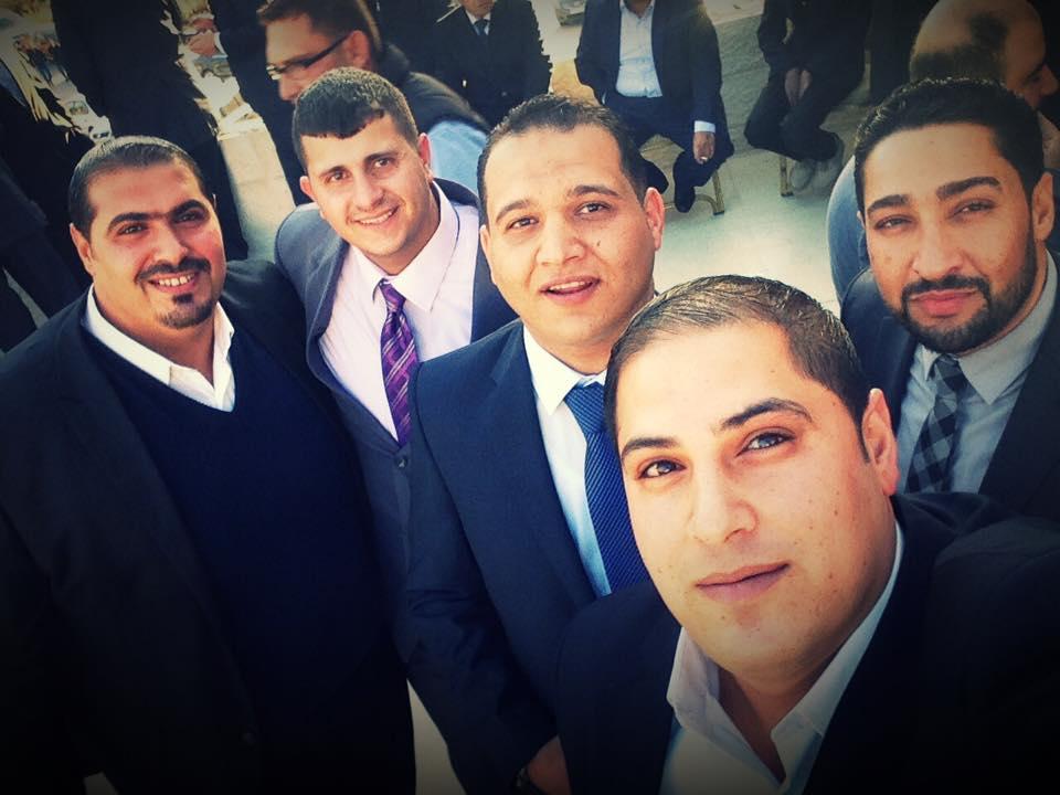 مبارك الخطوبة ل المهندس حمزه نويران الرحاحلة