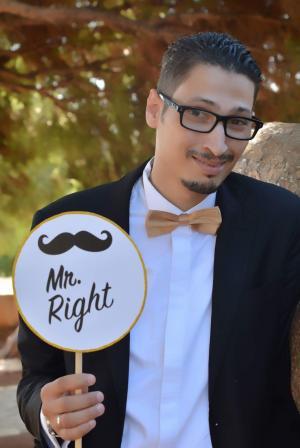مبارك الزواج  لـ علي الأشوش