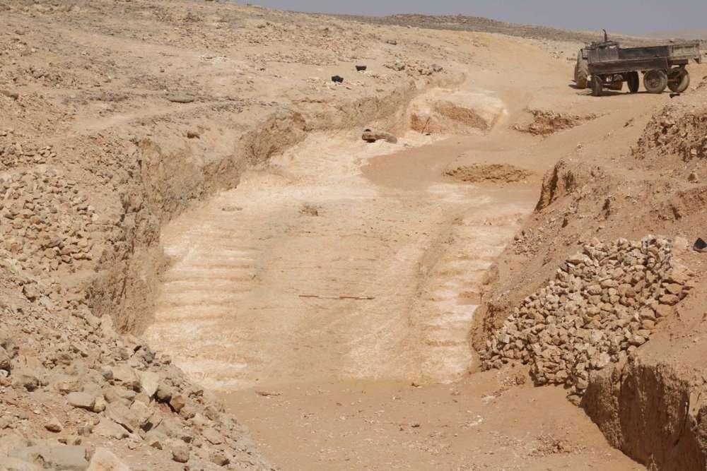 """بالصور ..  اكتشاف جديد يبين كيف بنى المصريون أهراماتهم العظيمة  ..  """"تفاصيل"""""""