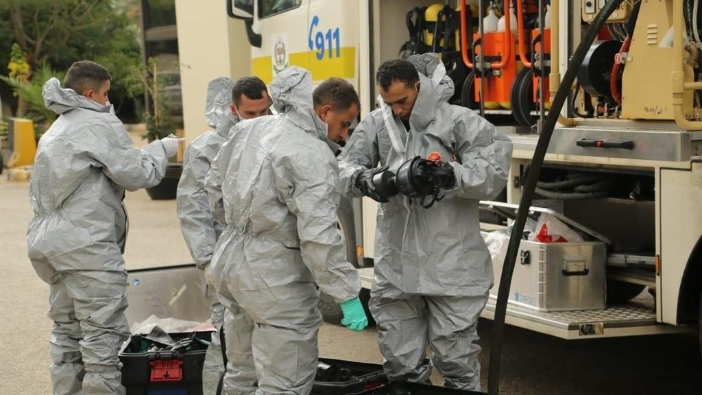 الدفاع المدني يتعامل مع 5462 حالة مرضية و 57 حالة غسيل كلى خلال الـ24 ساعة