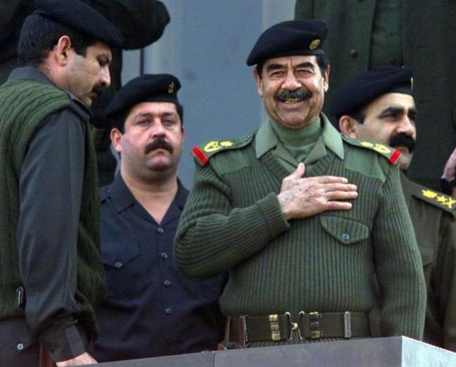 تفاصيل تنشر لأول مرة للوصية التي كتبها صدام حسين
