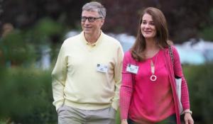 زوجة بيل غيتس ربما تصبح أغنى امرأة في العالم ..  تفاصيل