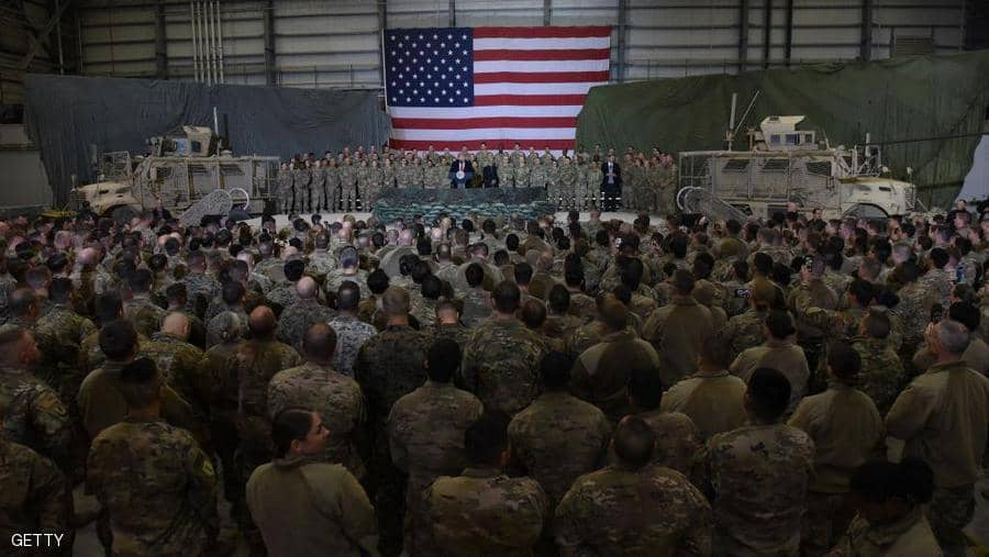 هجوم انتحاري على أحد أكبر قواعد أميركا في أفغانستان