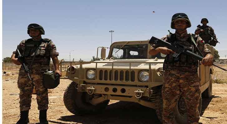 الجيش يحبط تسلل شخص عربي الى الأراضي الفلسطينية المحتلة
