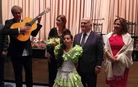 الفنانة الإسبانية روثيو ماركيث تحيي أمسية غنائية في عمان