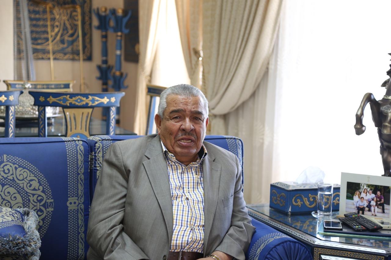 الروابده لسرايا : لست نادما على اغلاق مكاتب حماس والشهداء نوعان : شهيد الجسد وشهيد المنصب