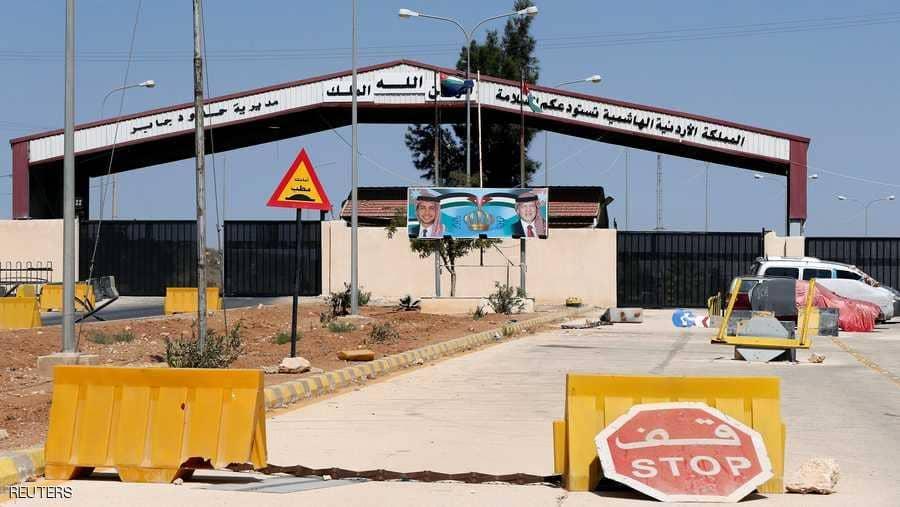 وفد من مجلس الشعب السوري في عمان