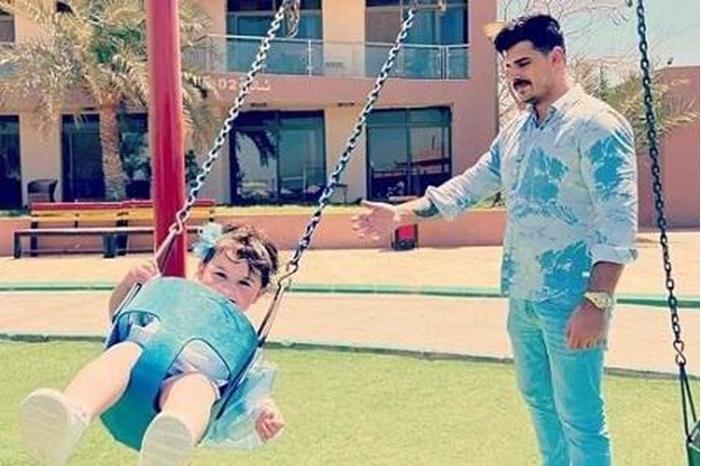 """الأردني """" عمار البوريني """" سجل فيديو  ثم توفي هو وزوجته بعده بـ ١٠ دقائق"""