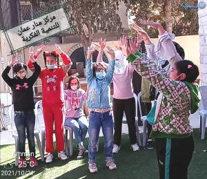 بالصور  ..  مركز منار عمان يحتفل بالمولد النبوي