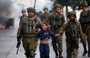 الاحتلال يعتقل أكثر من 745 طفلا منذ بداية العام الحالي