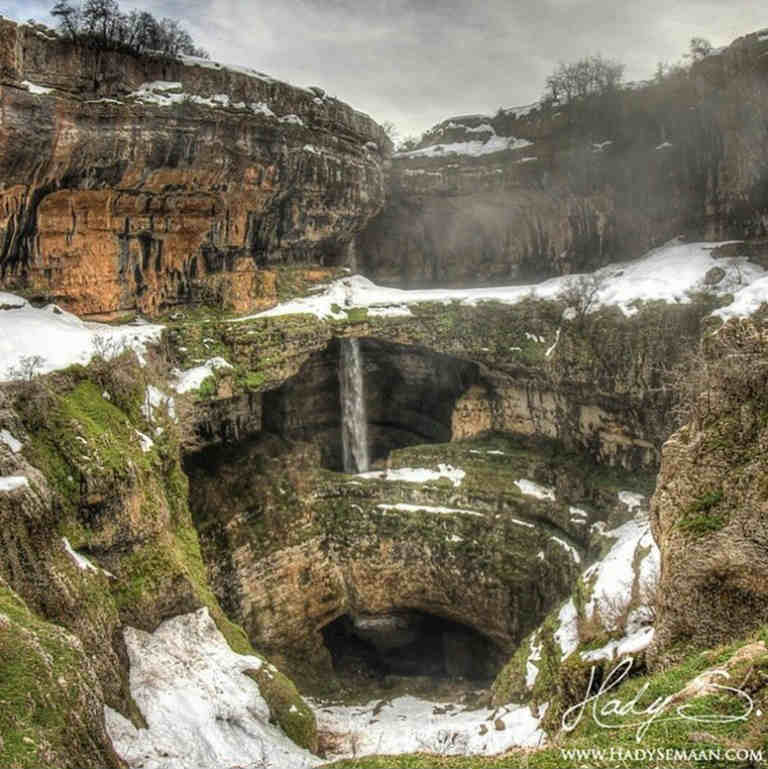 بالصور ..  اجمل الاماكن السياحية في لبنان
