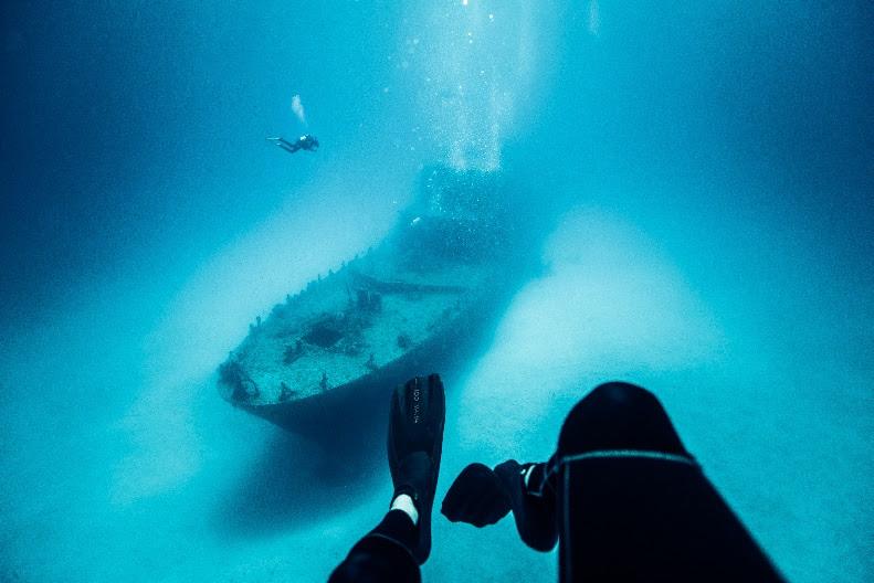 بالصور  ..  أفضل الوجهات السياحية لعشاق الغوص في مالطا