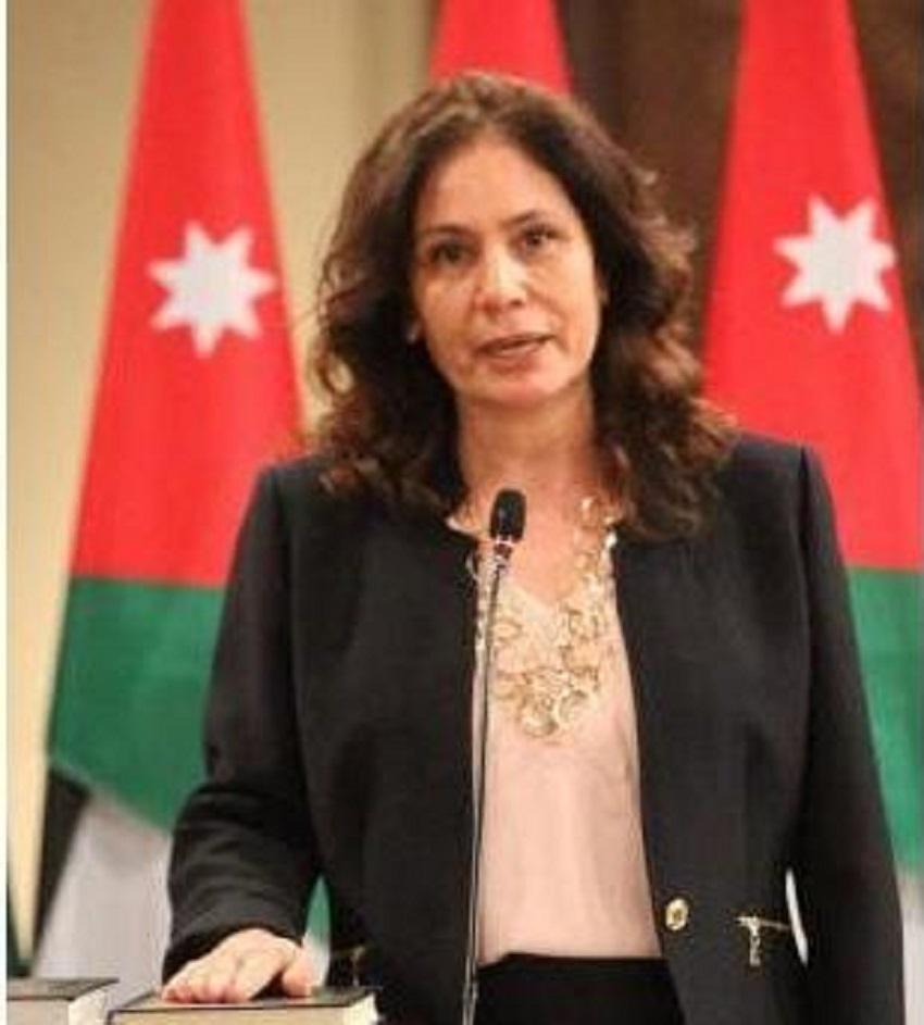 كيف ردت وزيرة الطاقة على مواطن عبر تويتر قال لها ان الحكومة تجني ( 2.25) مليار دينار من بيع الكهرباء  ..  صورة