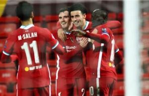 ليفربول ينجو من فخ أياكس ويتأهل في دوري الأبطال ..  وميتييلاند يفاجئ أتالانتا