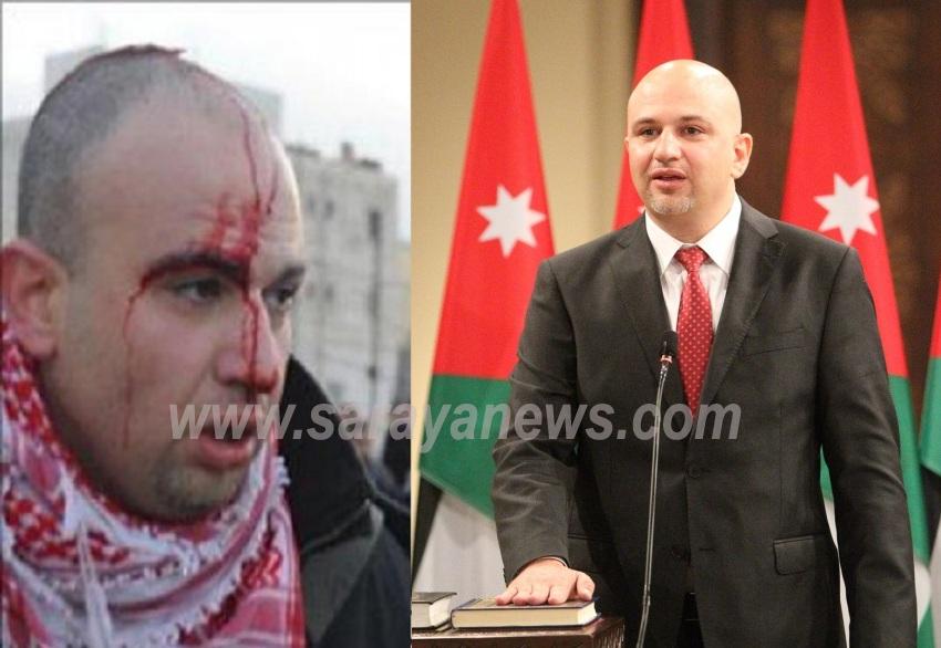 وزير الإتصالات الغرايبة سقط حراكياً وفشل في إدارة وزارته