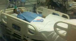 """الصحة تفتح تحقيقاً بشبهة خطأ طبي أدخل مريضاً في غيبوبة و تسبب بخروج """"الزبد"""" من فمه"""