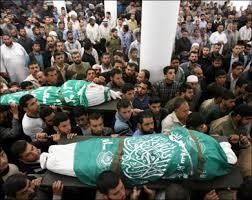797 شهيدا و 5130 جريحا حتى  اليوم 19من العدوان على غزة  ..  اسماء
