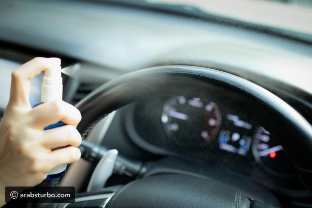 أين يعيش فيروس كورونا في سيارتك؟