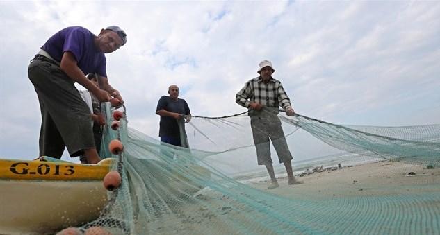 37 حالة اعتقال لصيادين من غزة خلال 2019