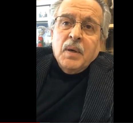 بالفيديو  ..  الناشطة رانيا حدادين تجري مقابلة مع الكاتب اسعد عبد الرحمن