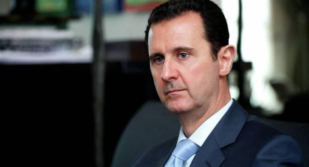 الأسد يلتقي زائرًا إيرانيًا في دمشق ..  من هو؟