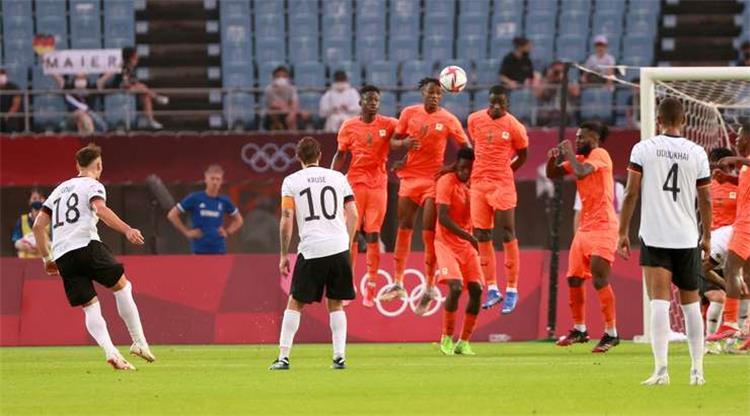 بالفيديو  ..  البرازيل وساحل العاج  تتأهلان إلى دور الـ8 في منافسات كرة القدم بـ أولمبياد طوكيو2020