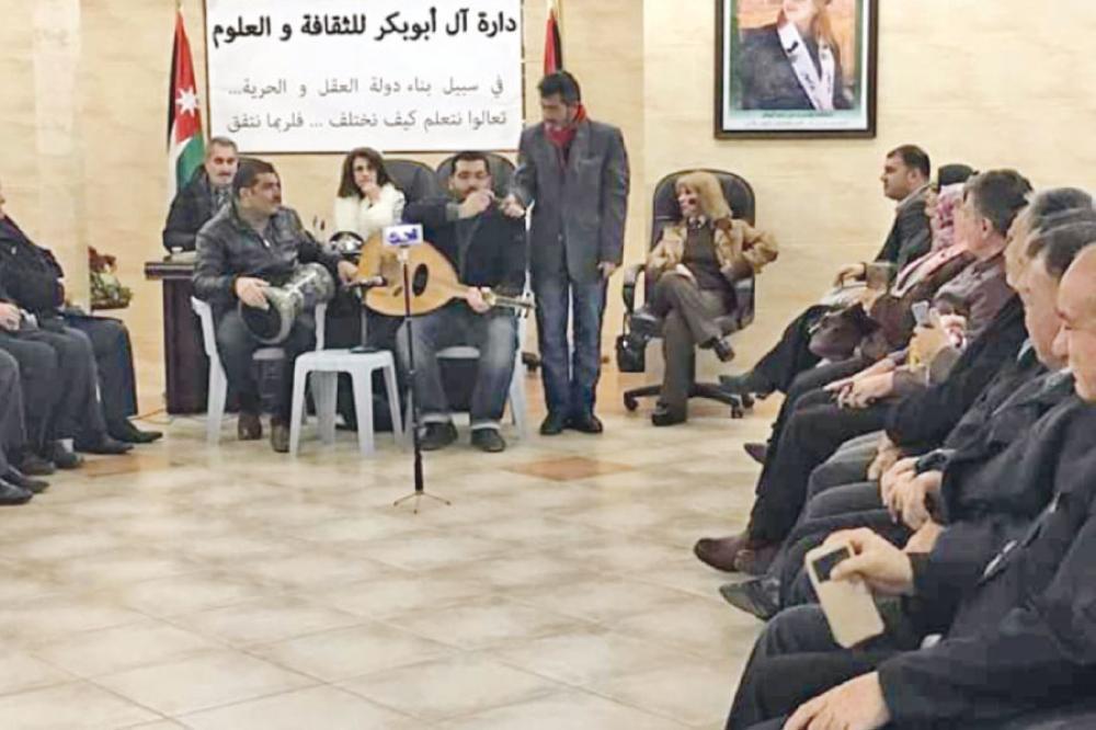 أمسية شعرية في دارة آل أبو بكر للثقافة والعلوم والفنون
