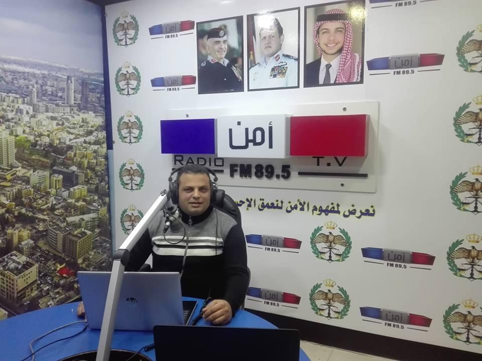 الملازم نائل نخلة مبارك الترفيع
