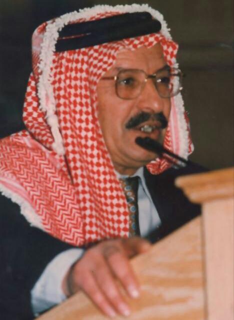 الذكرى الحادي عشر لوفاة النائب والعين الشيخ عبدالله محمد كايد اخوارشيده الخزاعله