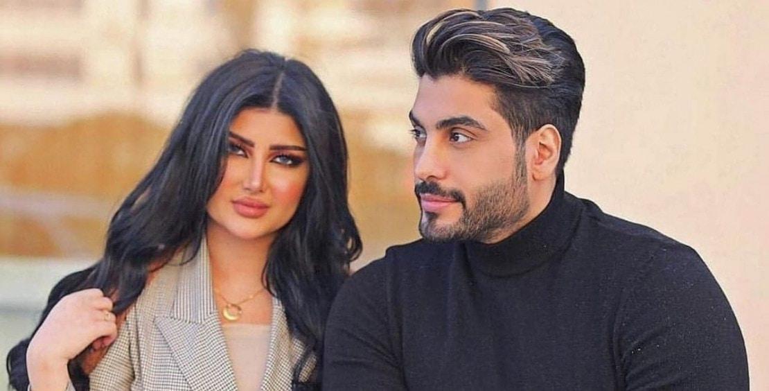 """أحمد السالم يعلن انفصاله رسميا عن ملكة كابلي ..  وينشر وثيقة الطلاق  .. """"وثيقة"""""""