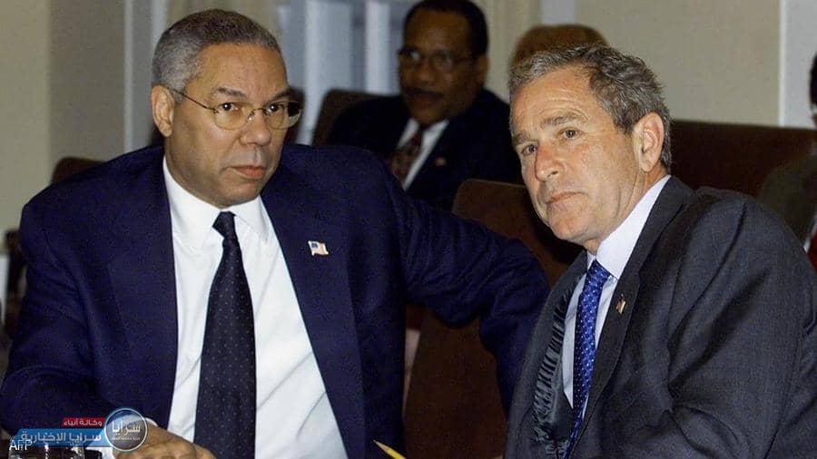 """وفاة وزير الخارجية الأميركي الأسبق """"كولن باول"""" متأثرا بإصابته بكورونا"""
