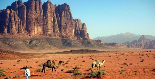 322 ألف سائح زاروا الأردن خلال الربع الأول من العام
