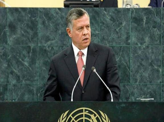 حسب جدول الامم المتحدة : الملك اول زعيم عربي يلقي كلمته بنيويورك