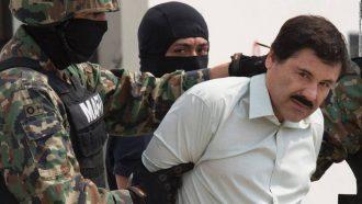 """السجن مدى الحياة لإمبراطور المخدرات المكسيكي """"إل تشابو"""""""