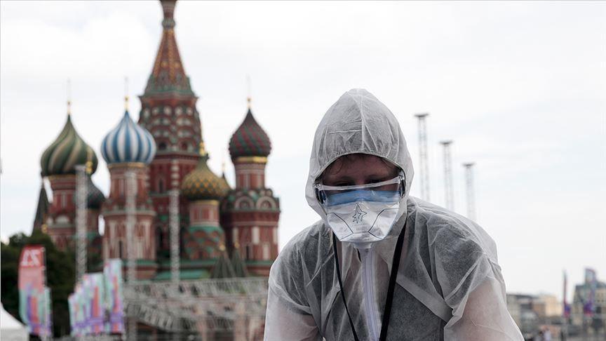 تسجيل 7600 إصابة جديدة بكورونا في روسيا