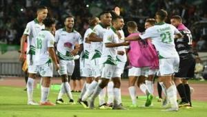 الرجاء المغربي يحتج للكاف ضد حكم مباراة الزمالك