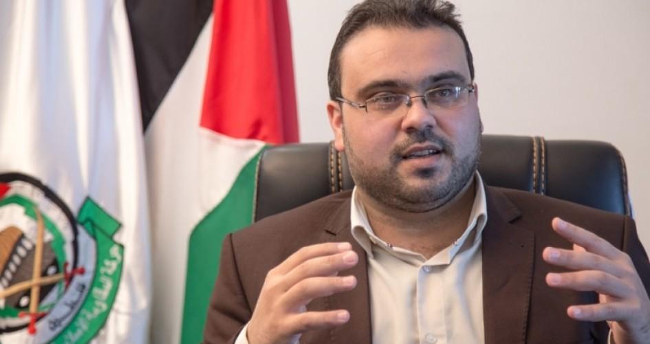 حماس: الهدوء لن يتحقق في القطاع إلا بكسر الحصار