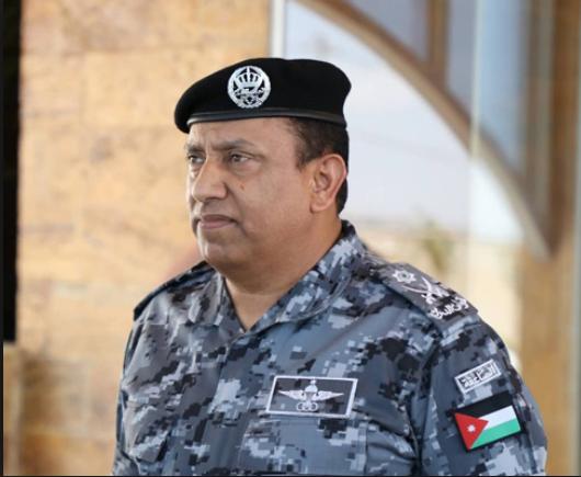 الباشا حسين الحواتمة  ..  رجل مخلص للوطن وملكيه و قيادي أمني محنك