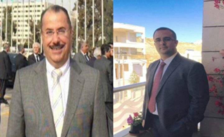 الدكتور وصفي عياد مبارك التعيين