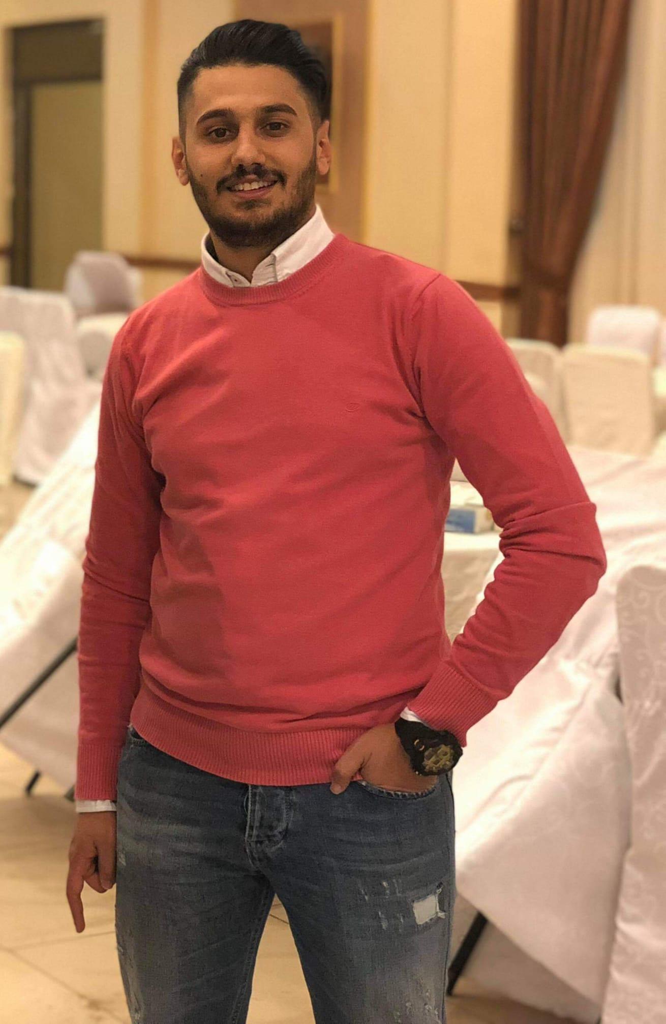 الزميل أحمد جواد  ..  كل عام وانت بالف صحة وسلامة وسعادة