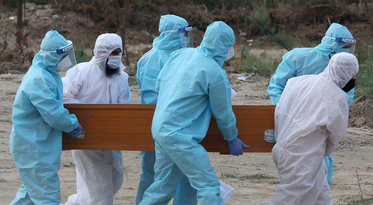 كورونا في العالم ..  الإصابات نحو 175 مليونا والوفيات 4 ملايين