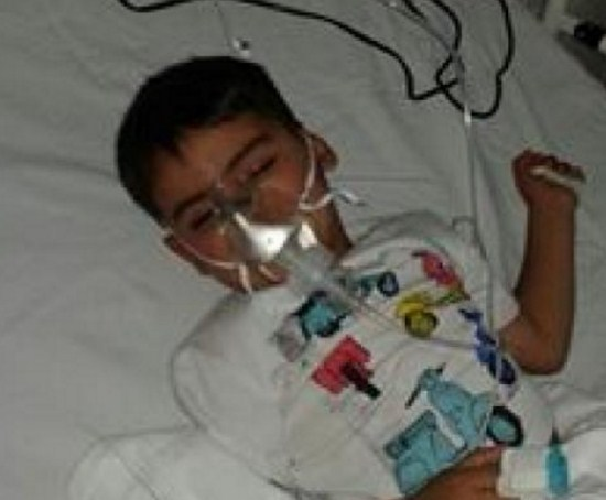 بعد نشر سرايا : مكتب الامير فيصل يستجيب لنداء طفل بحاجة لطبيب قلب.. ووزير الصحة يتابع