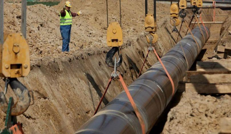 تسريع الإنشاءات بأنبوب الغاز الإسرائيلي ..  تفاصيل