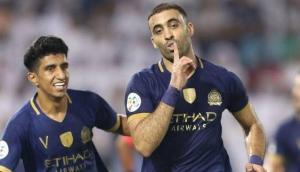 """الدوري السعودي ..  هزيمة """"مفاجئة"""" للنصر أمام الحزم"""