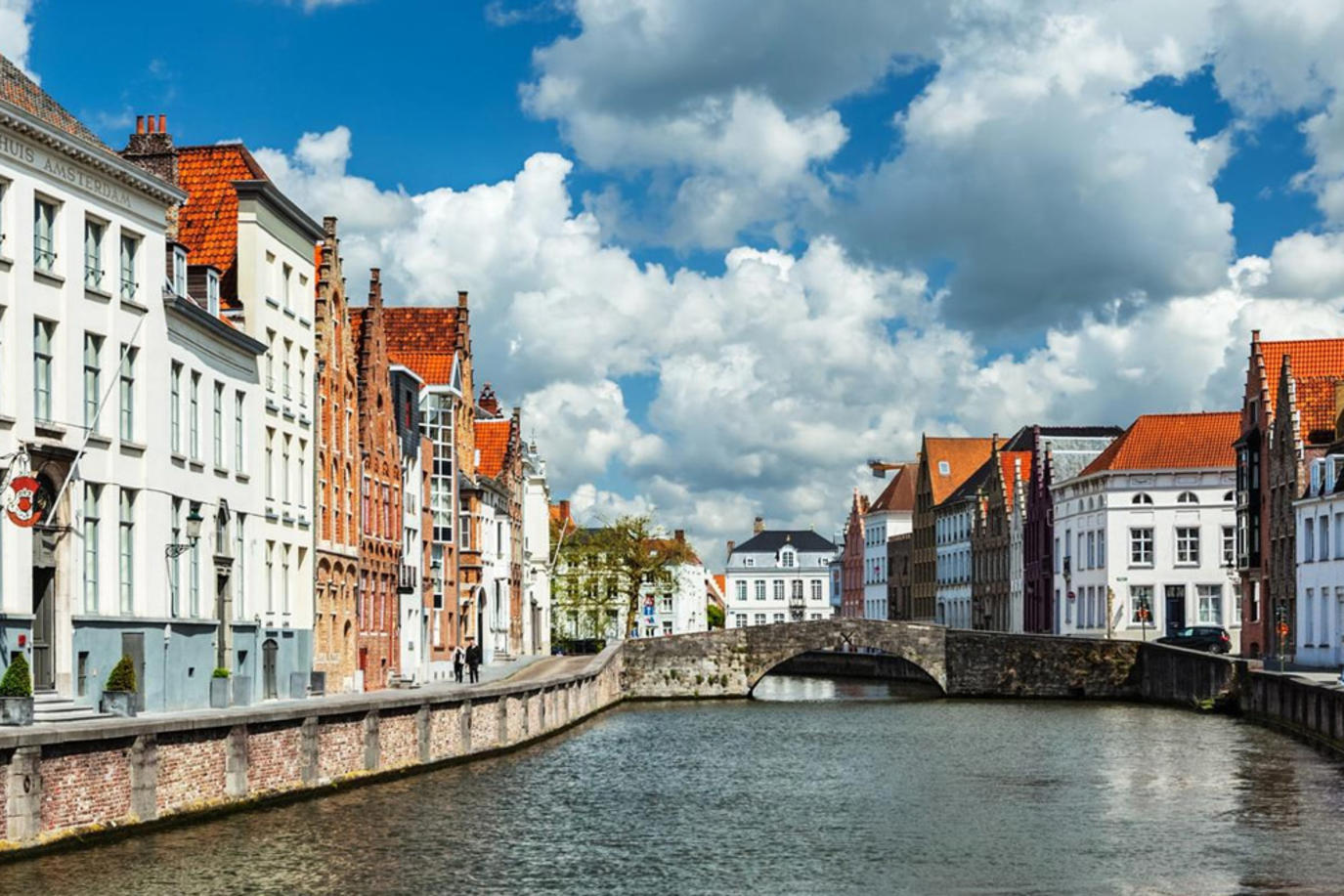 بالصور  ..  السياحة في بلجيكا: أشهر عوامل الجذب في بروج