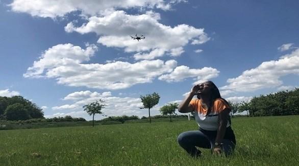 طائرة درون تعثر على المفقودين بالاستماع لصراخهم